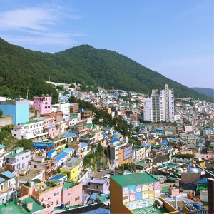 BBM KOREA | Busan, South Korea | Gamcheon Culture Village