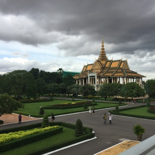 BBM TRAVELS | Phnom Penh, Cambodia | The Royal Palace