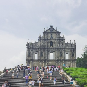 BBM TRAVELS | Macau | Ruins of St. Paul's