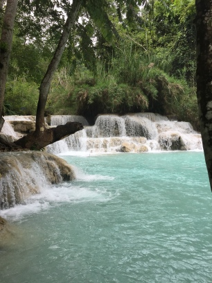 BBM TRAVELS | Luang Prabang, Laos | Kuang Si Waterfalls
