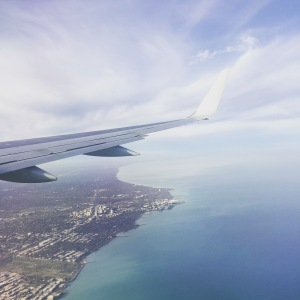 BBM TRAVELS | Chicago, Illinois | Flying Home